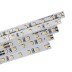Set 5 tiras LED rígidas EPISTAR SMD2835, DC24V, 1m (90Led/m) - IP20