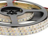 Tira LED Monocolor HQ SMD3528, DC12V, 5m (120 Led/m) - IP20