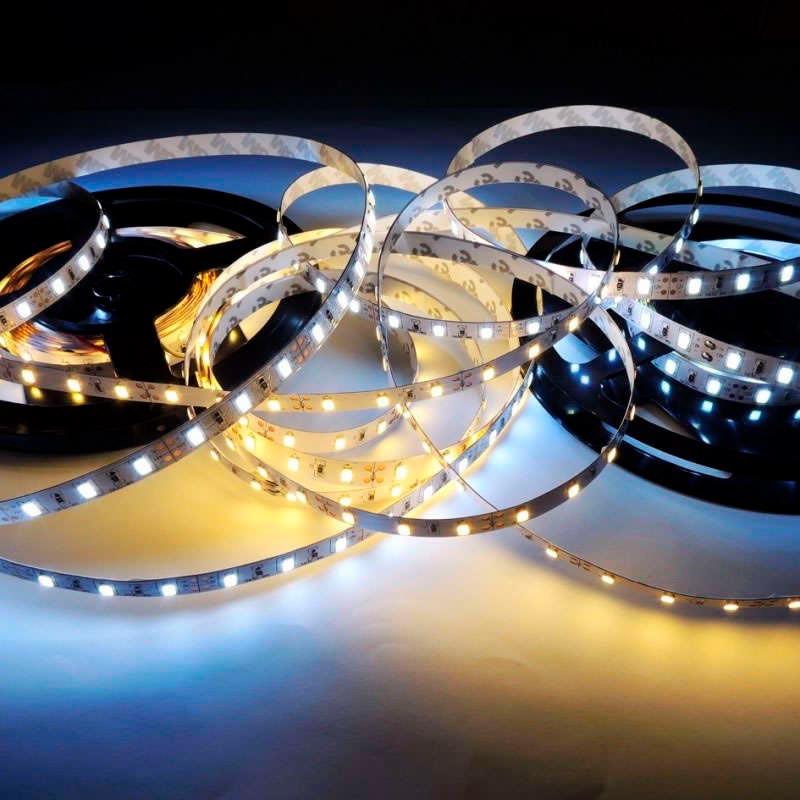 Tira LED BASIC SMD5630, DC12V, 5m (60Led/m) - IP20