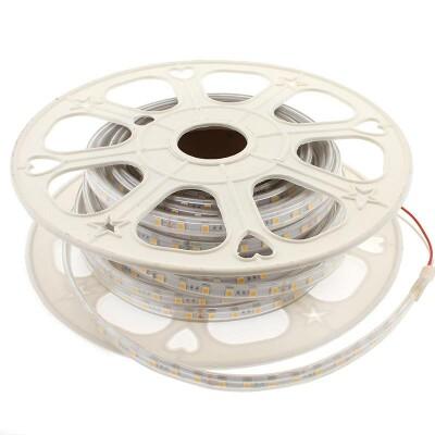 Tira LED Monocolor EPISTAR SMD5050, DC24V, 20 metros (60Led/m), 120W, IP67, Blanco frío