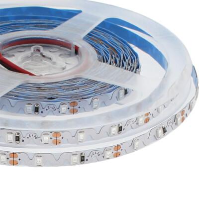 Tira contorno Zig Zag LED SMD2835, DC12V, 5m, (72Led/m) - IP65, Verde