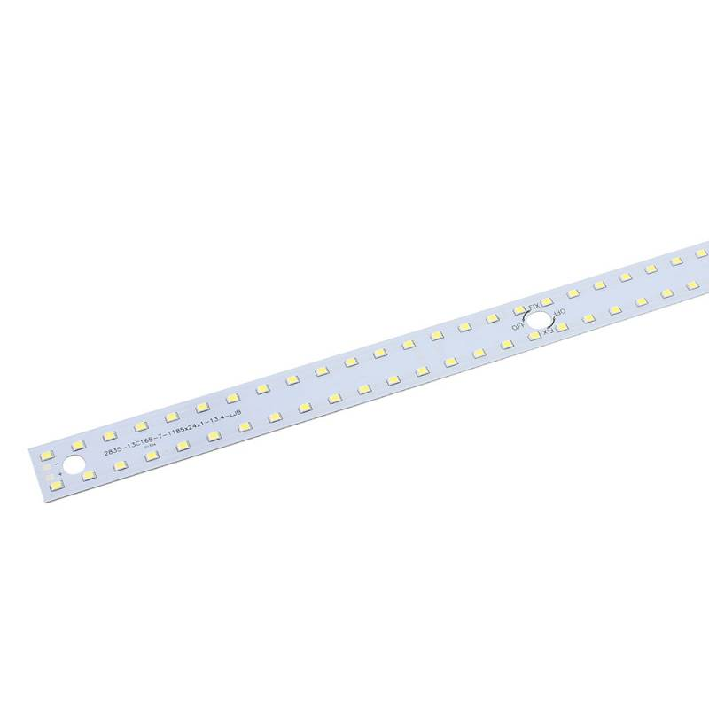 Tira LED rígida CC SMD2835, DC30-42V, 900mA, 40W, 1185mm, (208Led) - IP20