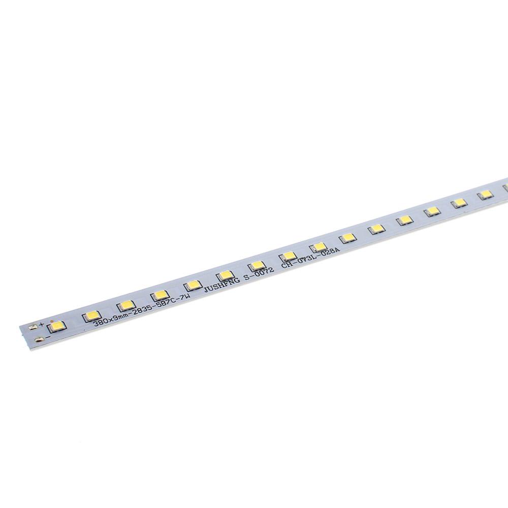 Tira LED rígida CC SMD2835, DC39-72V, 280mA, 14W, 370mm, IP20