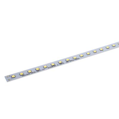 Tira LED rígida CC SMD2835, DC57-96V, 280mA, 24W, 720mm, IP20, Blanco cálido