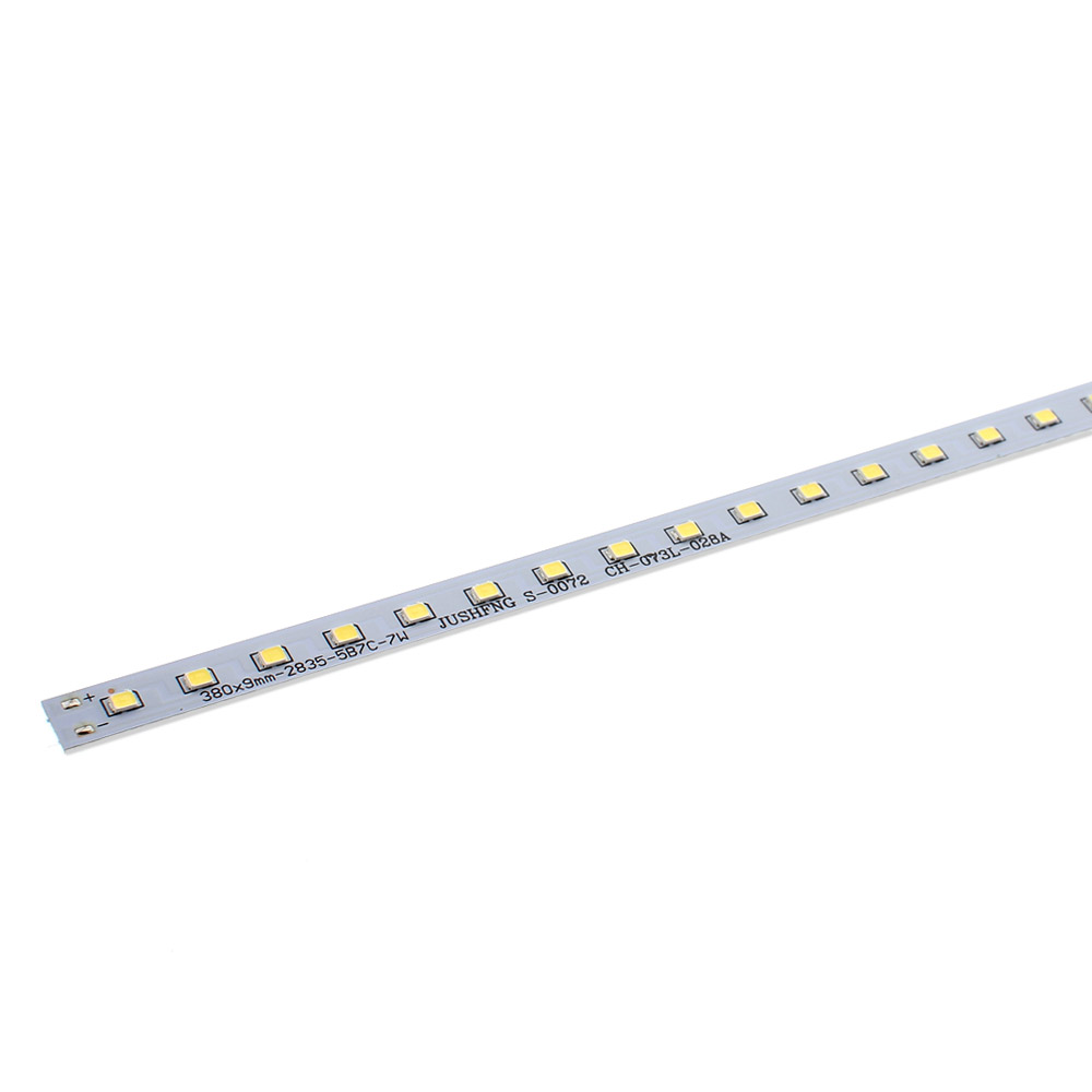 Tira LED rígida CC SMD2835, DC57-96V, 280mA, 24W, 720mm, IP20
