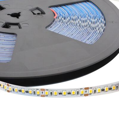 Tira LED Monocolor EPISTAR SMD2835, DC24V, 20 metros (120Led/m), 180W, IP20, Blanco neutro