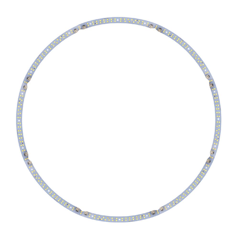 Tira LED rígida CC SMD2835, 75W, para lámpara circular Ø80cm - IP20
