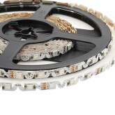 Tira contorno LED SMD5050, RGB, DC12V, 5m, (48Led/m) - IP20