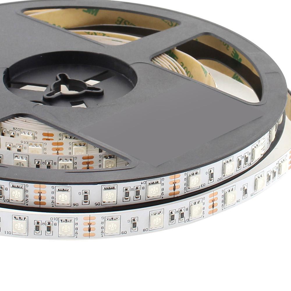 Fita LED SMD5050, RGB, DC12V, 5m (60Led/m) - IP20