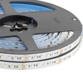 Tira LED SMD2835, ChipLed Samsung, RGB, DC24V, 5m (120Led/m) - IP20