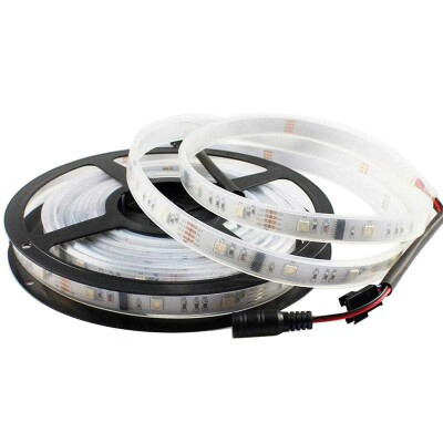Tira MAGIC LED SMD5050 RGBX DC12V 5m (30 Led/m) IP67, RGB