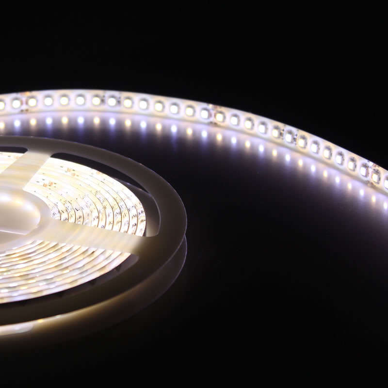LED Strip Dual White SMD5050 KIT, 5m (120Led/m) - IP20