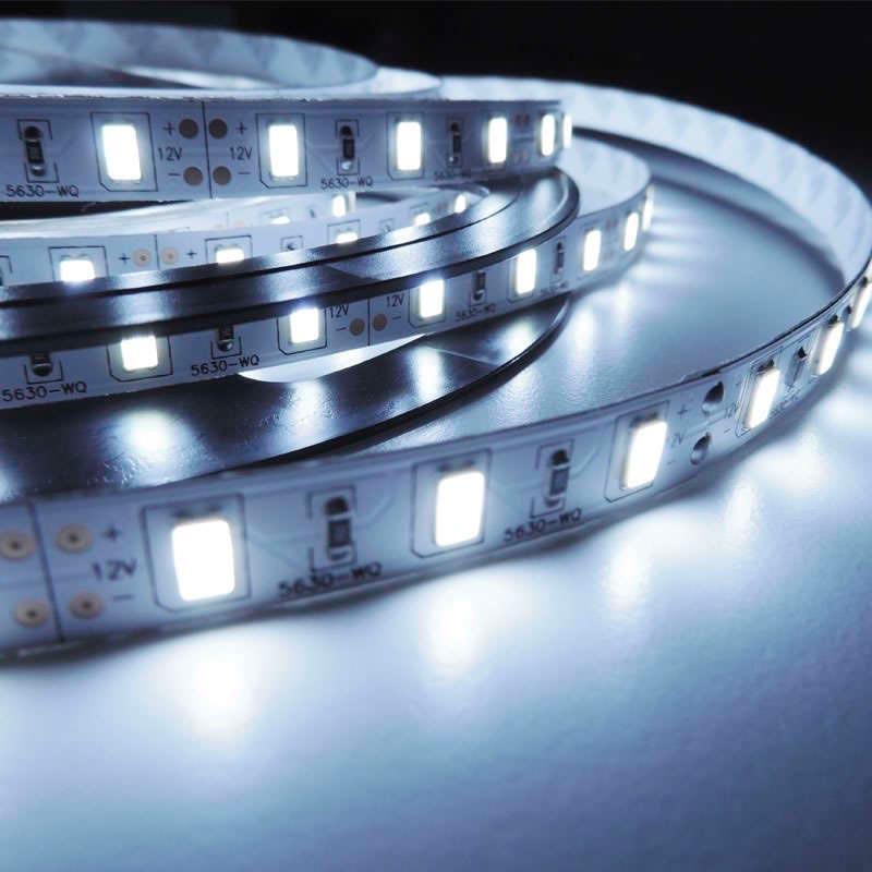 KIT Tira LED SMD5630, 5m (60Led/m) - IP20