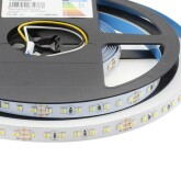 Fita LED Branco Dual SMD3014, DC24V, 5m (224 Led/m) - IP20