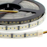 Fita LED Branco Dual SMD3528, DC12V, 5m (240 Led/m) - IP68