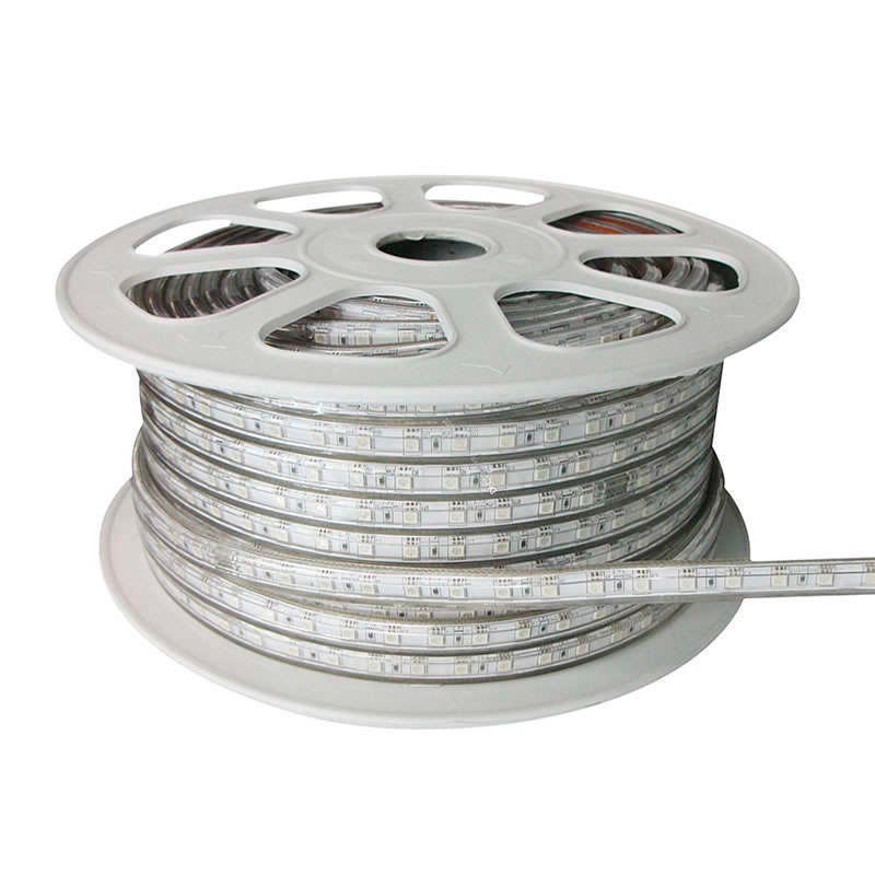 Bande à LED 220V SMD5050 High Power, 50m (60Led/m)