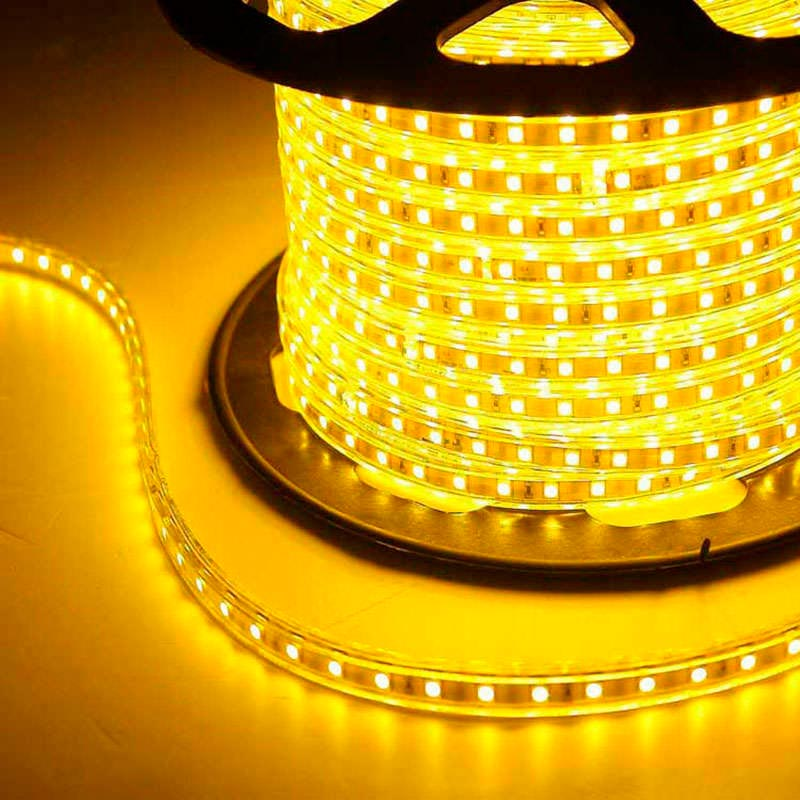 Bande à LED 220V SMD5050 High Power, 50m (60Led/m)