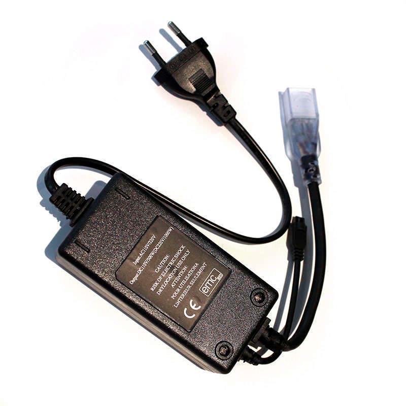 Controlador IR tira led 220V RGB 750W
