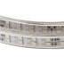 Tira LED 220V SMD5050, 120Led/m, RGB, 2 filas, 1 metro