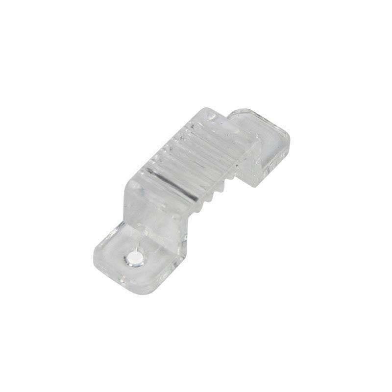 Grapa de fijación para tira led 220V - 13mm