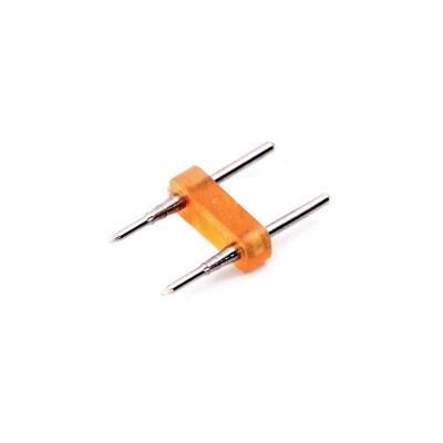 Conector alimentador-tira led 220V SMD3528 - 5mm