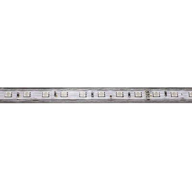 Bande à LED 220V SMD5050 High Power, 60Led/m, RGB, 50m