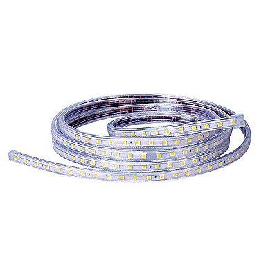 Tira LED 220V SMD3014, 120Led/m, 1 metro, Blanco cálido