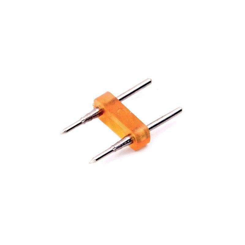 Conector alimentador-tira led 220V SMD3014 - 8mm