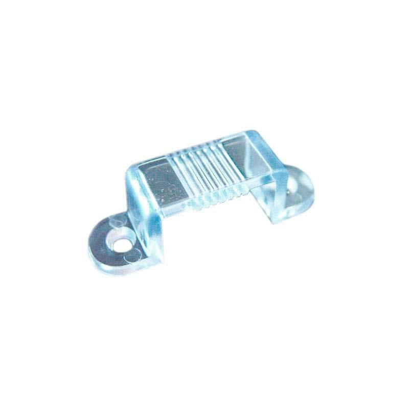 Grapa de fijación para tira led 220V SMD3014 - 10mm