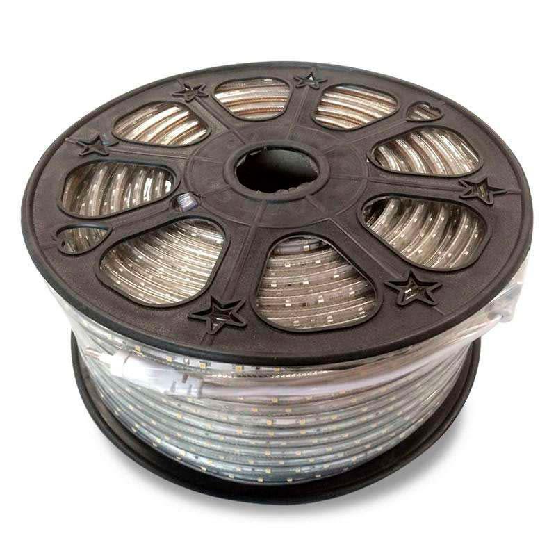 Tira LED 220V SMD5050 DUAL, 60Led/m, carrete 100 metros