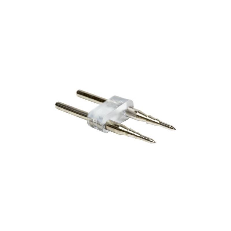 Conector alimentador-tira led 220V SMD2835 - 7mm
