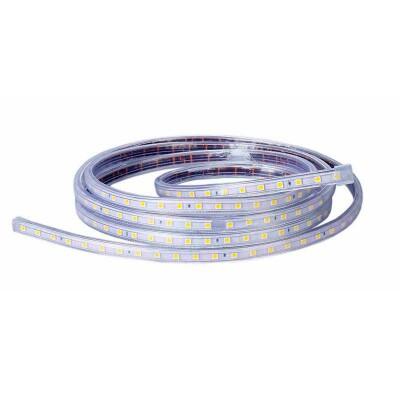 Tira LED 220V SMD2835, 60Led/m,  1 metro, Blanco cálido