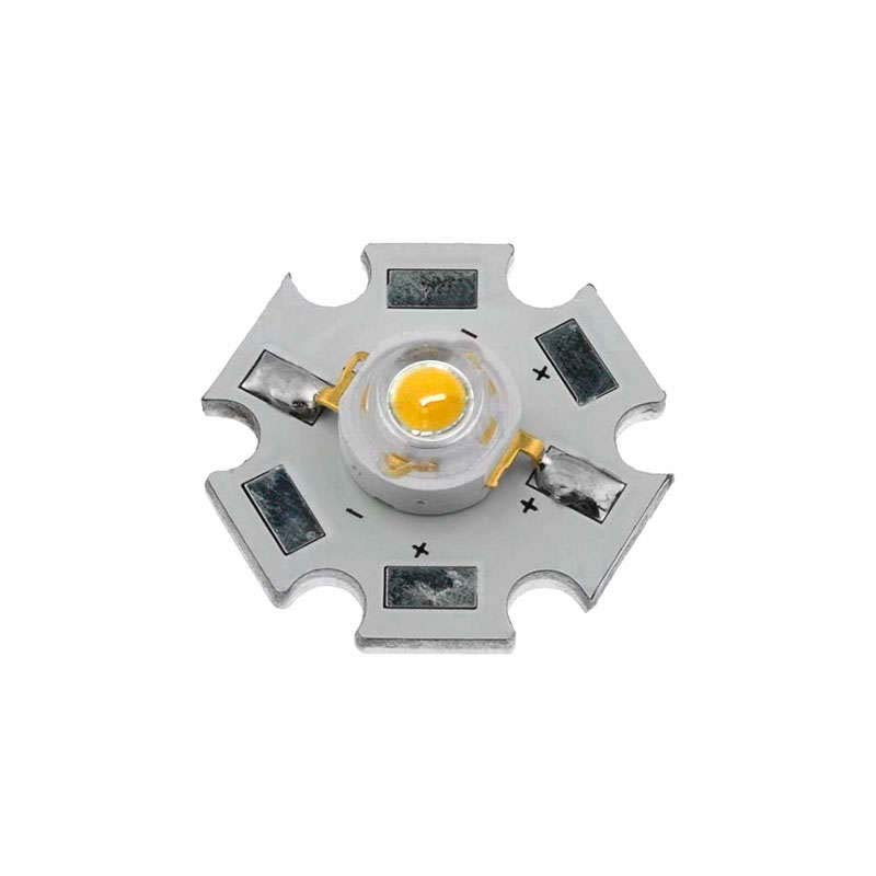Chip led High Power Bridgelux 1x3W