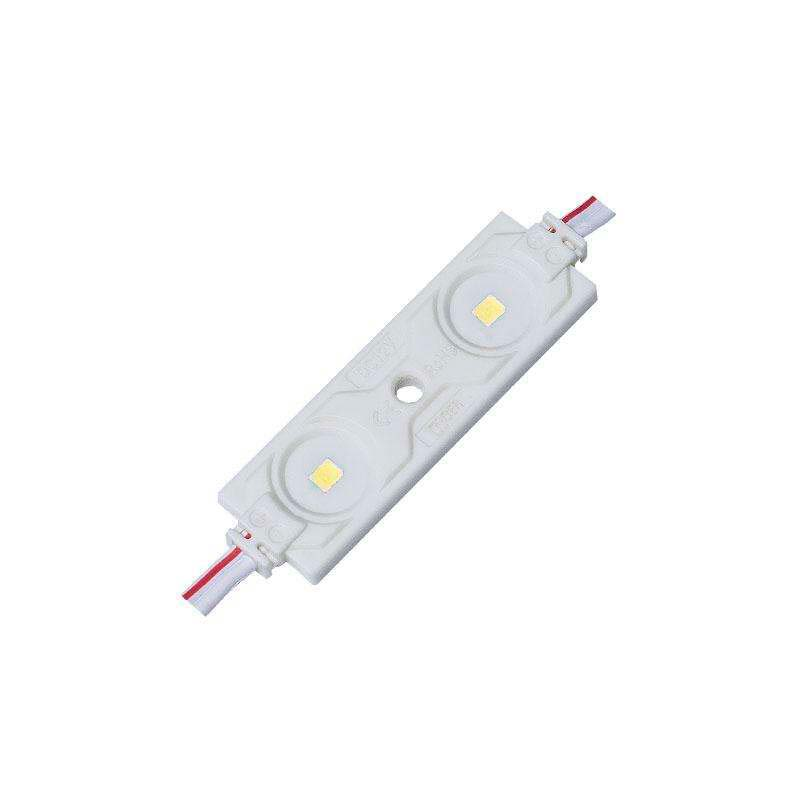 Módulo Led ABS, 2xSMD2835, 0,72W