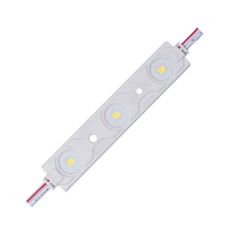 Módulo Led ABS Monocolor, 3xSMD2835, 1W