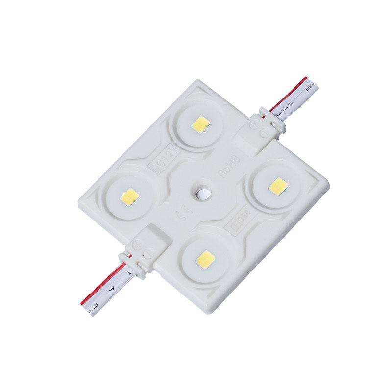 Módulo Led ABS Monocolor, 4xSMD2835, 1,44W