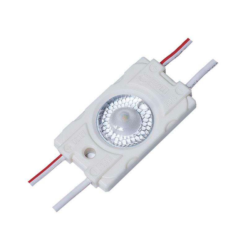 Módulo Led ABS, 1xSMD3030, 1,4W