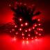 Pixel Led Rojo, Ø12mm, 50 Leds de 0,3W/Led, DC5V