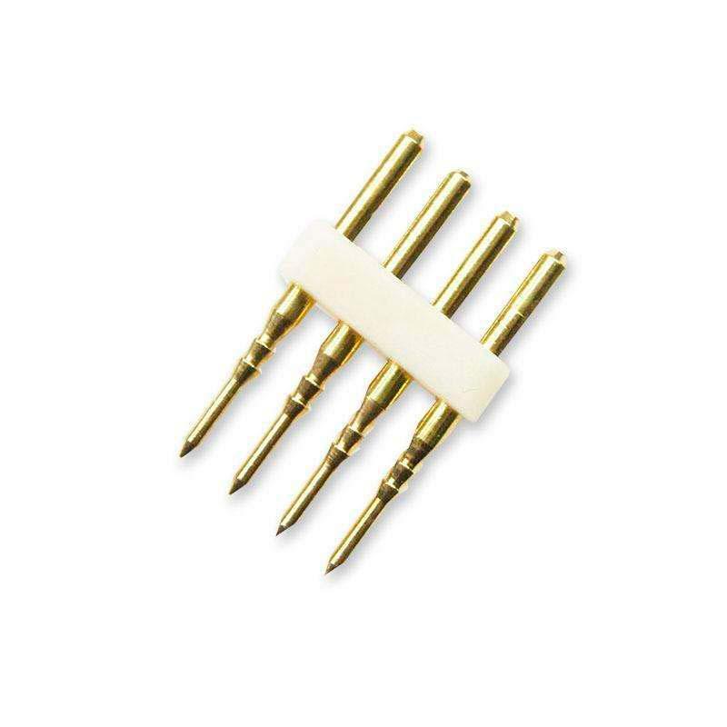 Conector NEON RGB 4pin
