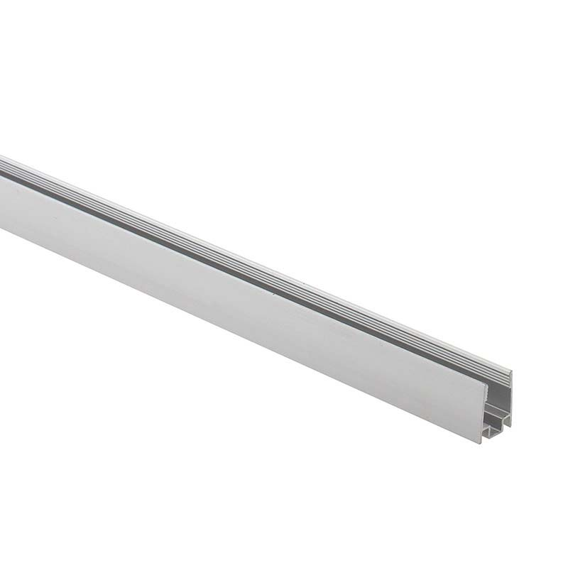 Carril aluminio Led NEON 1m, 9x18mm