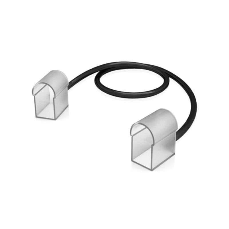 Conexión cable 20cm NEON MONO 2 conectores
