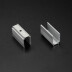 Clip de montaje NEON 10x23mm