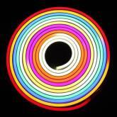 Led NEON Flex, 10x23mm, DC24V, 60Led/m, 5m, RGB