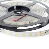 Fita LED Monocolor SMD5630, DC24V CC, 5m (70 Led/m) - Sensor Temperatura - IP20