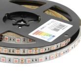 Fita LED SMD5050, DC12V, 5m (60 Led/m), ROSA - IP20