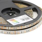 Fita LED SMD5050, DC12V, 5m (60 Led/m), ROSA - IP65