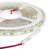 Fita LED Monocolor EPISTAR SMD5050, DC24V CC, 5m (60 Led/m) - Sensor Temperatura - IP20