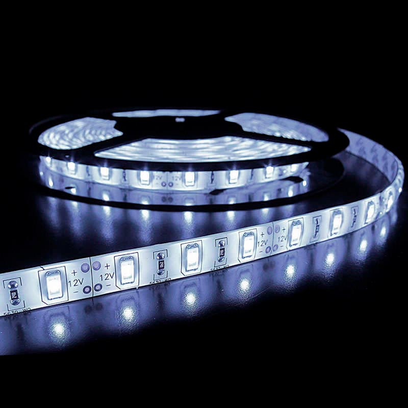 Tira LED EPISTAR SMD5050, DC24V CC, 5m (60 Led/m) - Sensor Temperatura - IP20