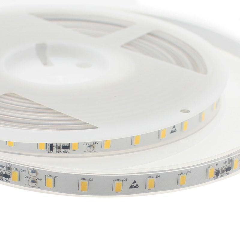 Tira LED SMD5630, DC24V CC, 5m (70 Led/m) - Sensor Temperatura - IP67