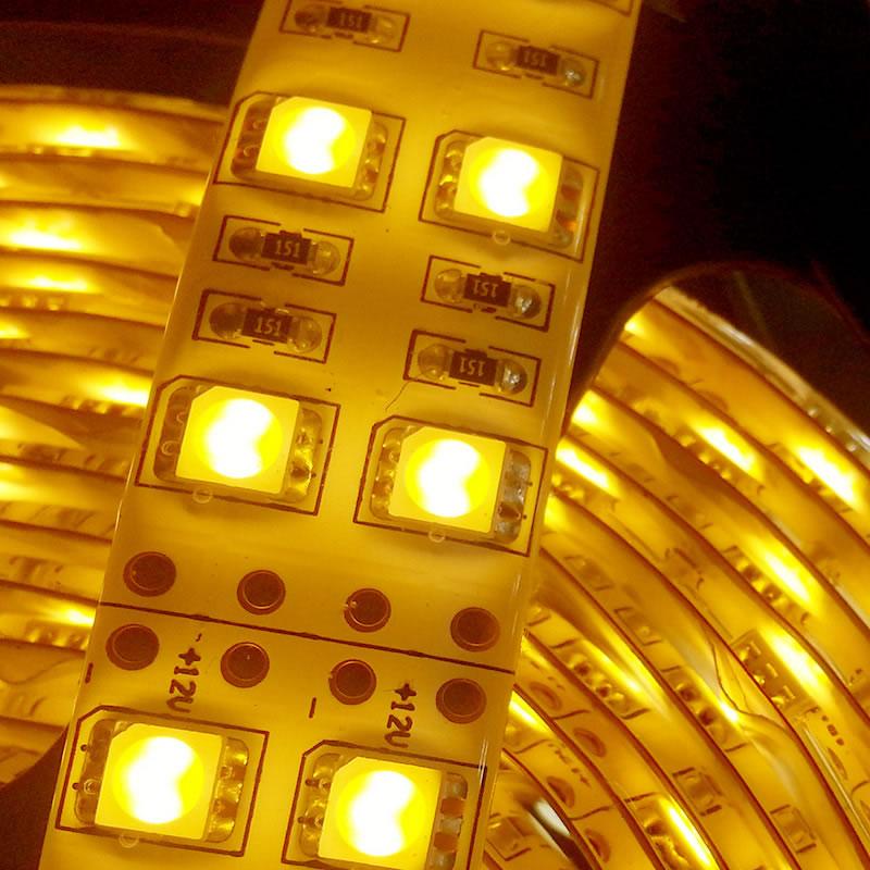Tira LED EPISTAR SMD5050, DC24V, 5m (120 Led/m) - IP20